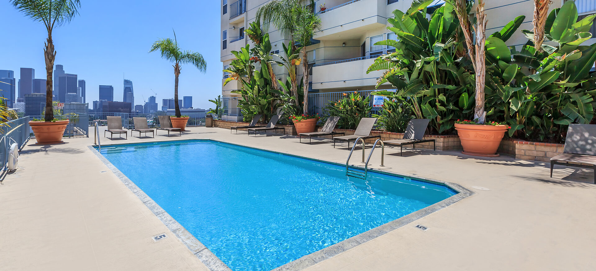 Skyline terrace apartments in los angeles ca for The terrace apartments